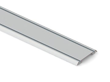 Placard lower track of Groove Clip for sliding door