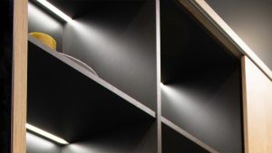 LED Strip Emuca furniture