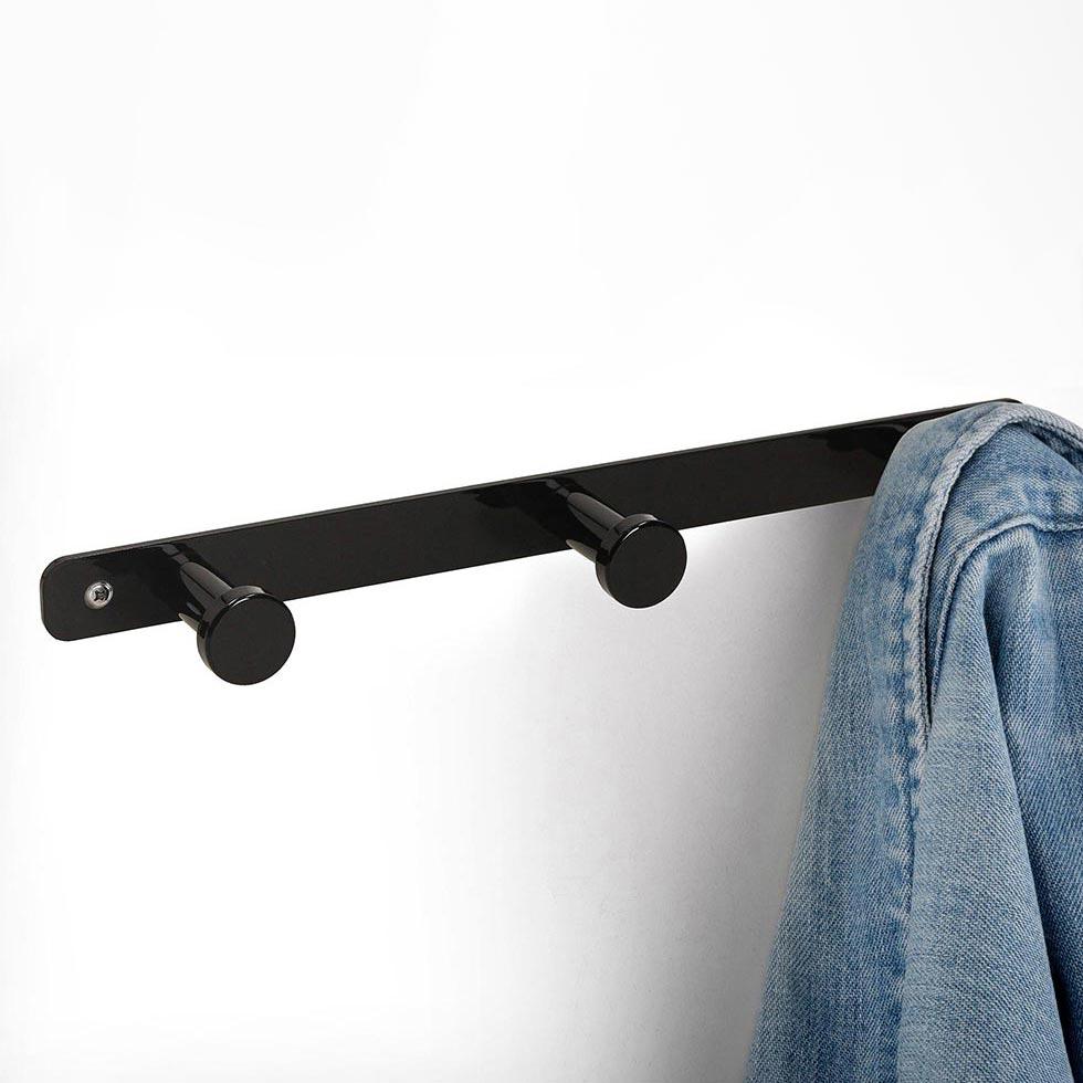 Emuca coat rack
